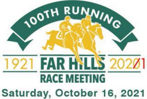 Far Hills Race Meeting Postpones 100th Running Until October 2021